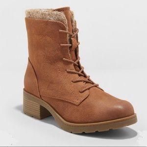5f3610bf526 Universal Thread Shoes | New Womens Karri Lace Up Hiker Boots | Poshmark
